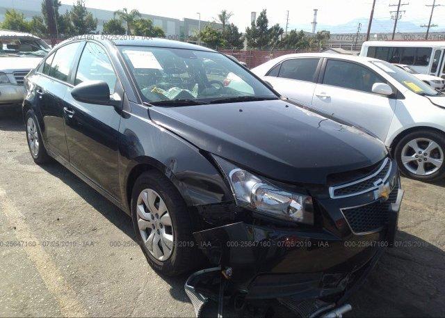 Inventory #862048016 2014 Chevrolet CRUZE