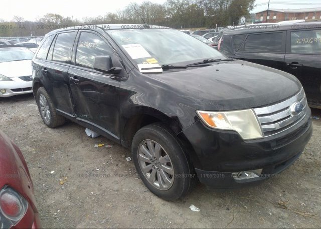 Inventory #971485372 2007 FORD EDGE