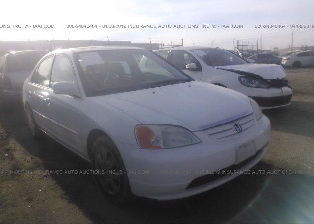 Inventory #277822028 2003 Honda CIVIC