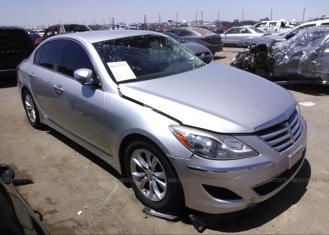 Inventory #327159567 2013 Hyundai GENESIS