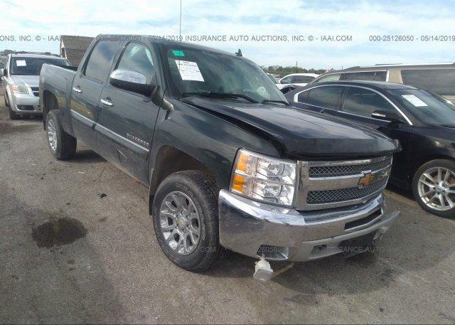 Inventory #368396572 2013 Chevrolet SILVERADO