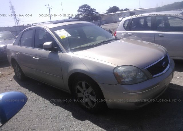 Inventory #809207994 2006 FORD FIVE HUNDRED