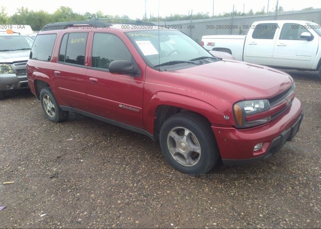 Inventory #831704780 2004 Chevrolet TRAILBLAZER