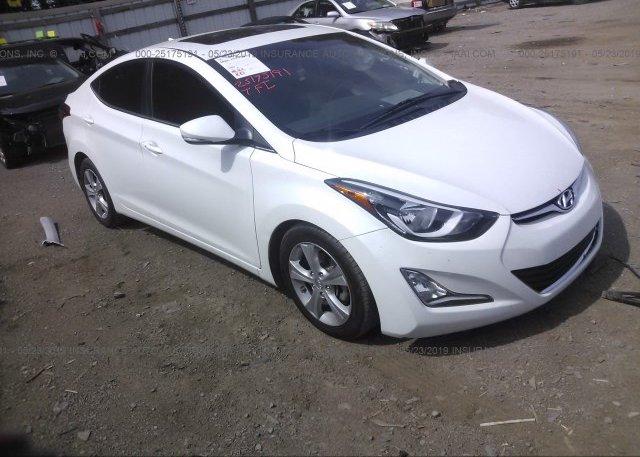 Inventory #274778349 2016 Hyundai ELANTRA
