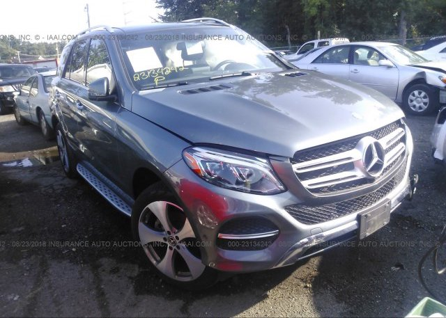 Inventory #216678758 2017 MERCEDES-BENZ GLE