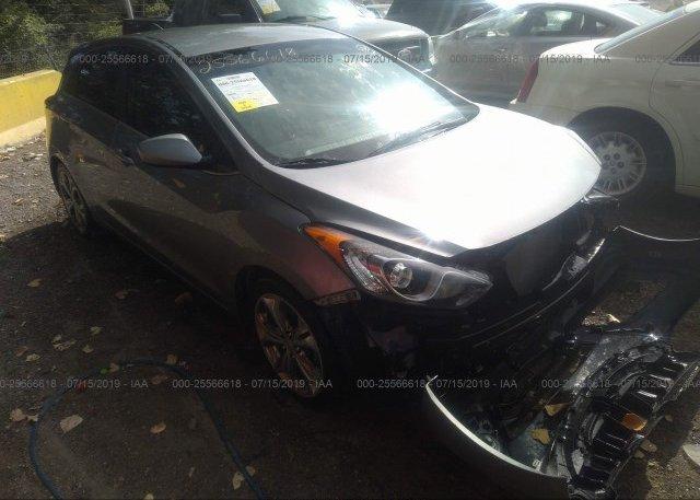 Inventory #789924098 2013 Hyundai ELANTRA GT
