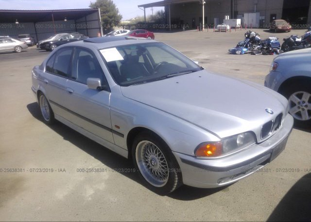 Inventory #167391471 2000 BMW 528