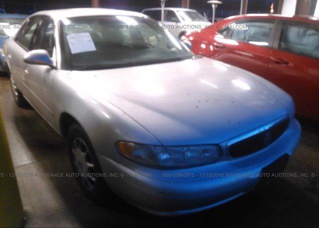 Inventory #791471204 2003 Buick CENTURY