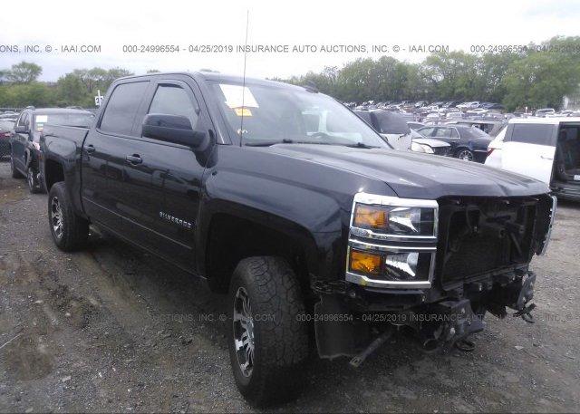 Inventory #465950674 2015 Chevrolet SILVERADO