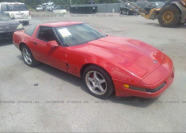 Inventory #634415280 1992 Chevrolet CORVETTE