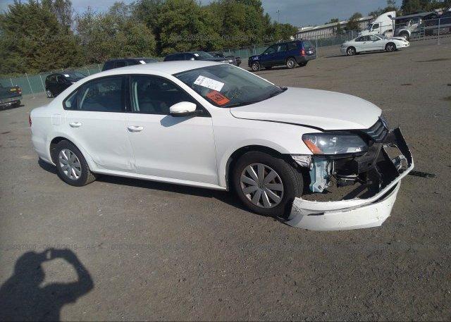 Inventory #349677957 2013 Volkswagen PASSAT