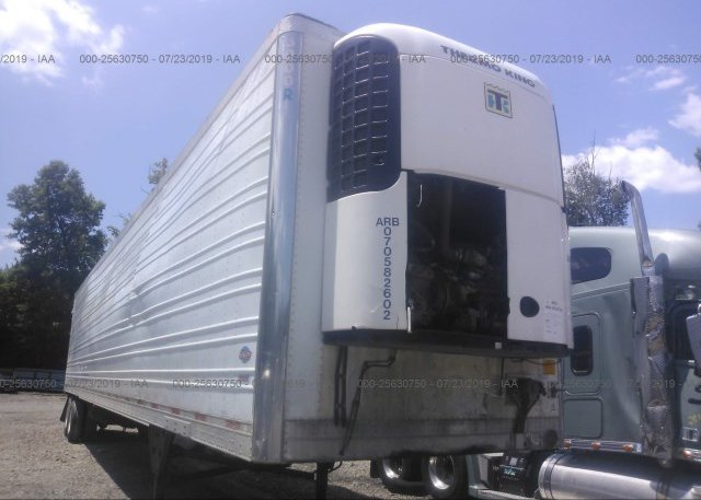 Inventory #255342603 2008 UTILITY TRAILER MFG VAN