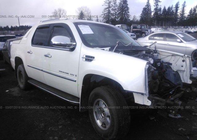Inventory #865158556 2009 Cadillac ESCALADE