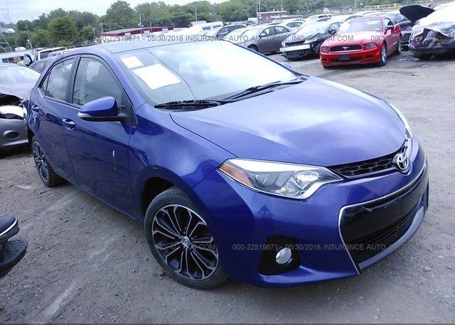 Inventory #245885810 2014 Toyota COROLLA