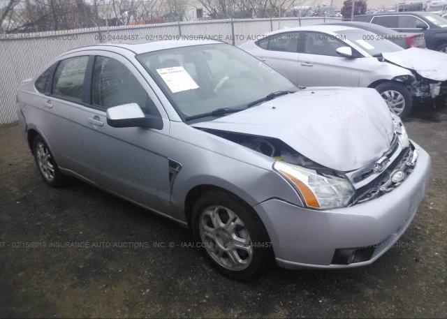 Inventory #961655973 2008 FORD FOCUS