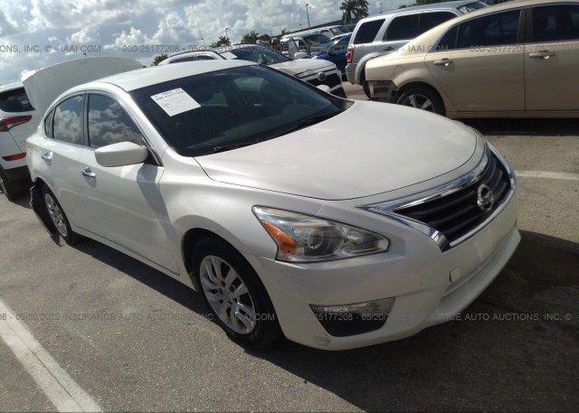 Inventory #106032662 2014 Nissan ALTIMA