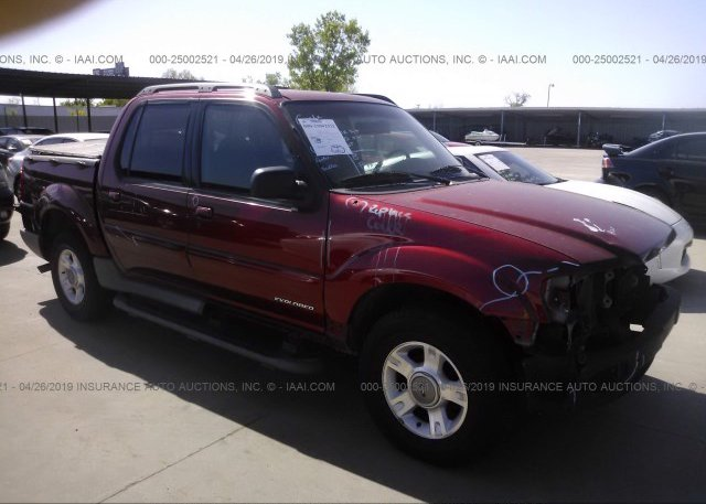 Inventory #978387231 2002 FORD EXPLORER SPORT TR