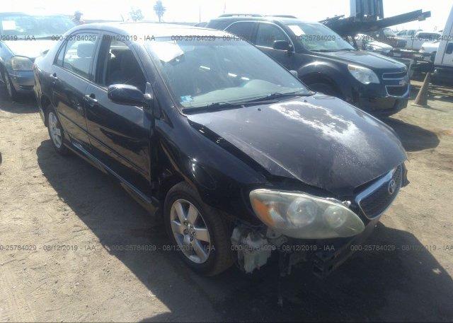 Inventory #648918866 2006 Toyota COROLLA