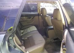 2001 SUBARU LEGACY - 4S3BH806817637831 front view