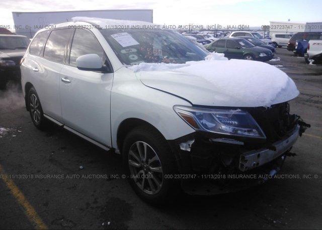 Inventory #964524250 2014 Nissan PATHFINDER
