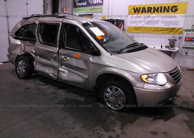 Inventory #710840864 2007 Chrysler TOWN & COUNTRY