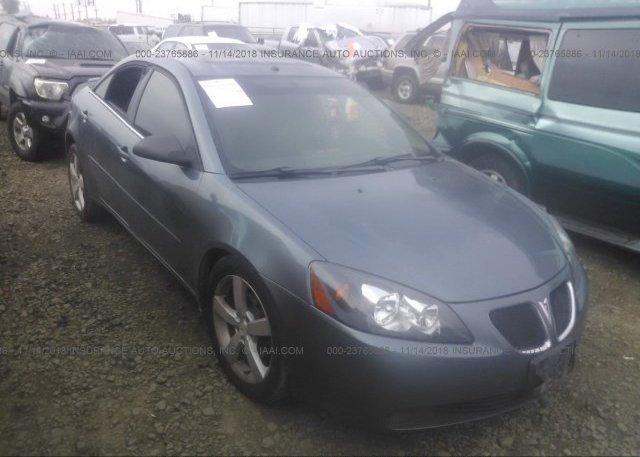 Inventory #370033851 2006 Pontiac G6