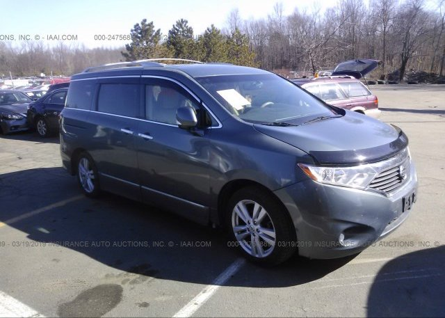 Inventory #604793379 2011 Nissan QUEST