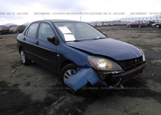 Inventory #988491021 2006 Mitsubishi LANCER