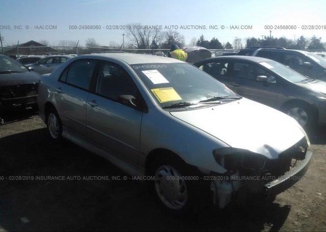 Inventory #730304657 2004 Toyota COROLLA