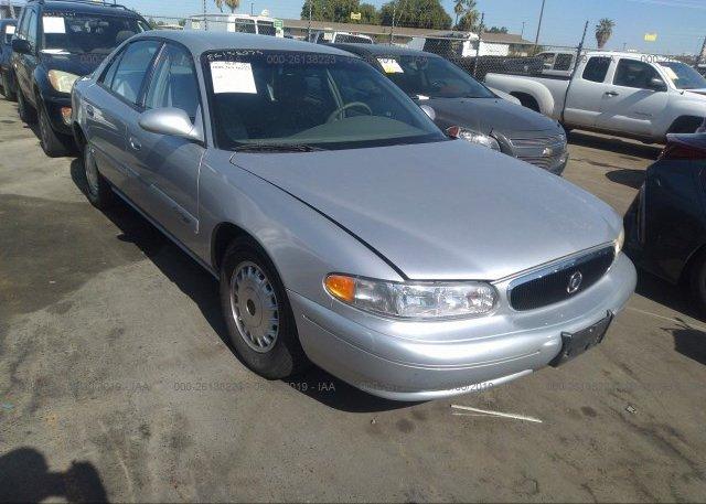 Inventory #110488481 2002 Buick CENTURY