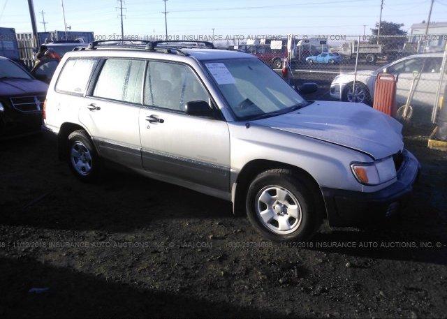 Inventory #353413265 1999 Subaru FORESTER
