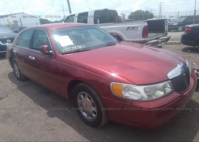 Inventory #283445568 2000 Lincoln TOWN CAR