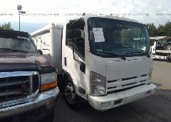 2010 ISUZU NRR - JALE5W169A7301869 Left View