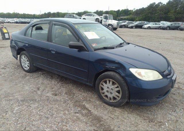 Inventory #758163719 2005 Honda CIVIC