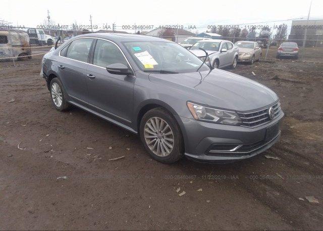 Inventory #237423525 2017 Volkswagen PASSAT