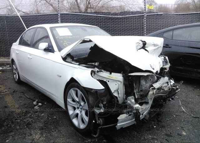 Inventory #456073419 2005 BMW 545