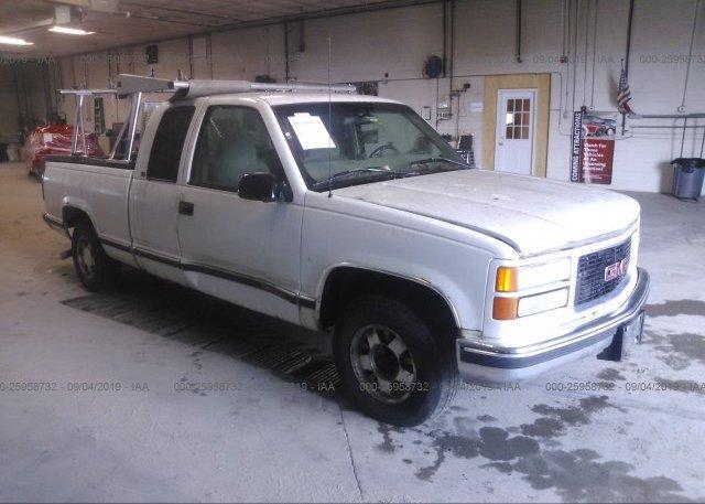Inventory #434024205 1997 GMC SIERRA