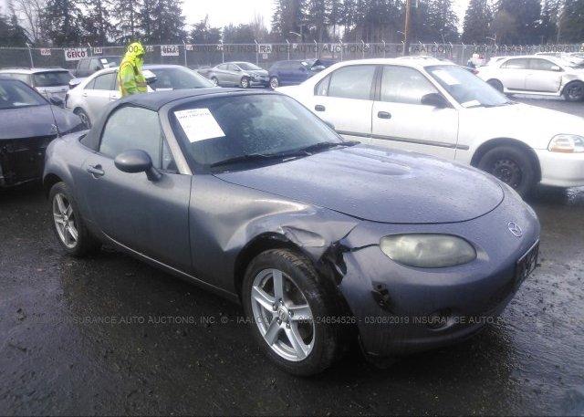 Inventory #939043959 2006 Mazda MX-5 MIATA