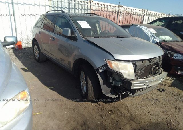 Inventory #321006530 2007 FORD EDGE