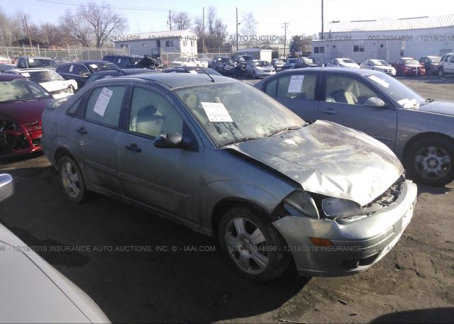 Inventory #958824785 2005 FORD FOCUS