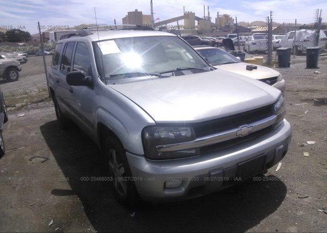 Inventory #542469420 2004 Chevrolet TRAILBLAZER