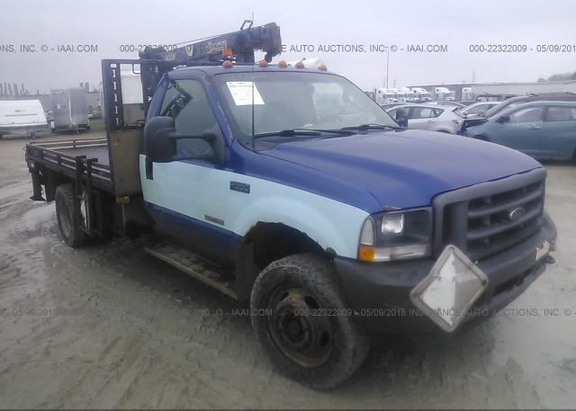 Inventory #174318187 2003 FORD F550