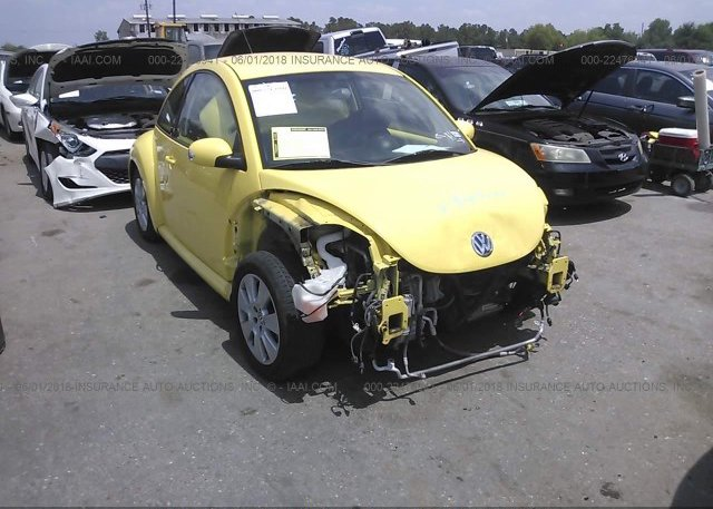 Inventory #383424503 2009 Volkswagen NEW BEETLE