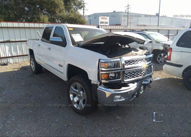 Inventory #446804517 2015 Chevrolet SILVERADO