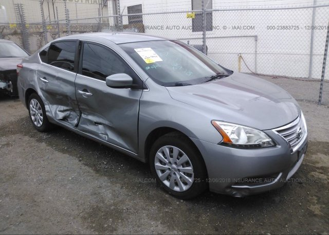 Inventory #784462031 2014 Nissan SENTRA