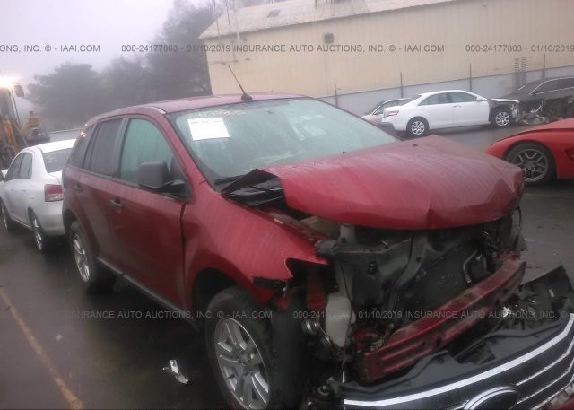 Inventory #655591832 2008 FORD EDGE