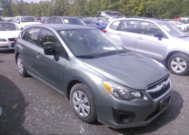 Inventory #695558322 2014 Subaru IMPREZA