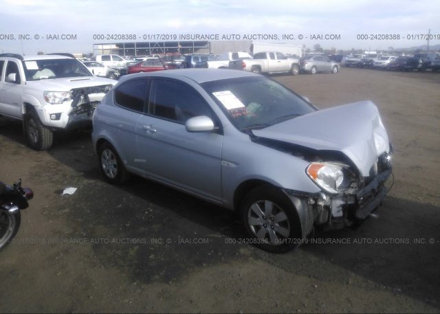 Inventory #803974982 2010 HYUNDAI ACCENT