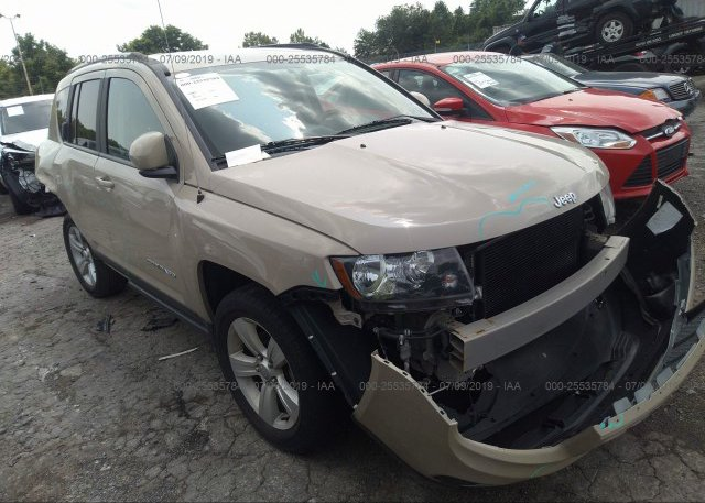 Inventory #846032201 2017 JEEP COMPASS