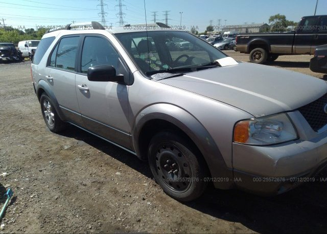 Inventory #899265938 2006 FORD FREESTYLE
